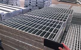钢格栅板的生产标准及制作流程