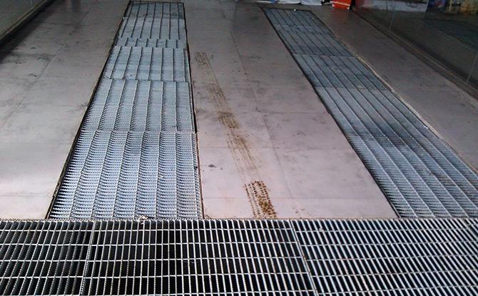 排水沟盖板案例