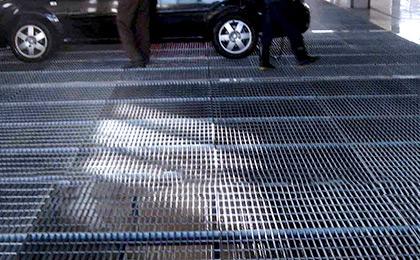 停车场钢格板