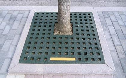 树池沟盖板