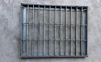 污水处理钢格板